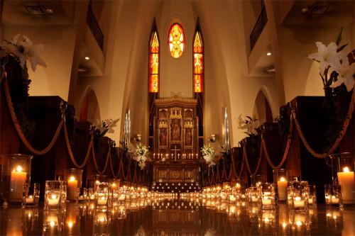 マリエール岡崎(セント・ソレイエ大聖堂)