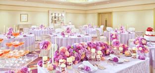 ホテルメトロポリタン長野の結婚式パーティー会場
