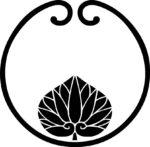 家紋・細蔓一つ葵