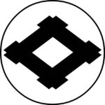 家紋・糸輪に井桁